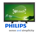 Philips touchscreens